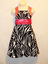 018ddd829d Sz 8 Rare Editions Girls Dress Holiday Church Pageant Wedding Party  Christmas
