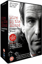 Wire In The Blood - Completely Wired DVD [14 Discs] Box Set NEW & SEALED