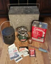 Coleman Sportster 502-700 Stove Drum Heater Funnel Gas Can Coghlan's Lighter Box