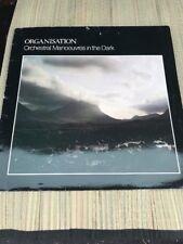 ORCHESTRAL MANOEUVRES IN THE DARK - ORGANISATION  LP  OMD