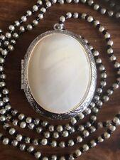 Oval Locket Costume Necklaces & Pendants