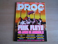 CLASSIC ROCK LIFESTYLE=Prog Music italia=n°11 3/2017=PINK FLOYD=MIKE OLDFIELD=