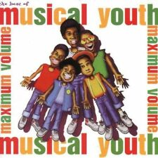 Musical Youth - Maximum Volume: The Best NEW CD