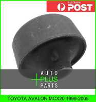 Fits TOYOTA AVALON MCX20 Rear Rubber Bush Front Arm Wishbone Suspension
