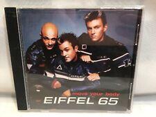 EIFFEL 65 Move Your Body CD (PROMO Single)