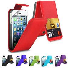 Fundas y carcasas lisos Para iPhone 7 de piel sintética para teléfonos móviles y PDAs