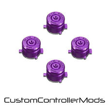 Replacement Bullet Action Buttons For PS3 PS4 Controller Custom Mod Kit - Purple