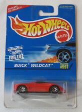 Hot Wheels Mattel Buick Wildcat car #597 orange coolest to collect die cast part
