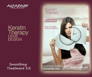 ALFAPARF MILANO Keratin Therapy Lisse Desing Smothing Treatment Kit