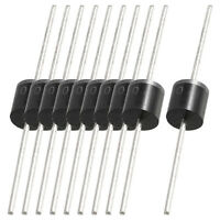 20pcs 10A10 10Amp 1000V 10A 1KV R-6 MIC General Purpose Axial Rectifier Diode*wp