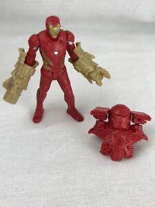 "Ironman Marvel Minverse Captain America Civil War Avengers IRONMAN ONLY 3"" New"