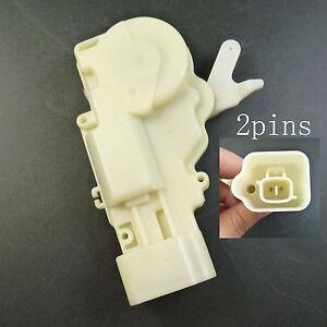 Power Door Lock Actuators Rear Left RL 69140-52010 69140-30110 2Pins For Toyota