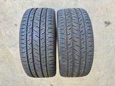 2 Continental ContiProContact 245/40/18 8/32 All-Season Grand Touring Tire Pair