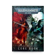 9th Edition Core Book Rulebook English Warhammer 40K NEW SHIPS 7/25