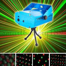 Stage Laser Projector Strobe Lighting Adjustment Club Disco Party KTV DJ Light