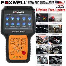 Full System OBD2 Scanner ABS SRS AT DPF EPB Oil Reset Diagnostic Tool NT644 PRO