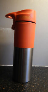 Camelbak Forge flask orange. Only used twice.