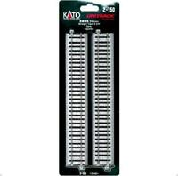 Kato 2-150 Rail Droit / Straight Track 246mm 4pcs - HO