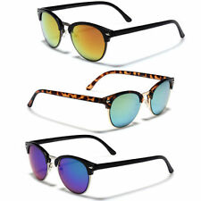 Clubmaster Mirrored Sunglasses for Men   eBay eacabb9c8d