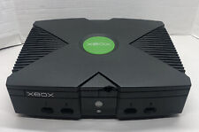 New listing Original Microsoft Xbox Video Game System Console Only Tested