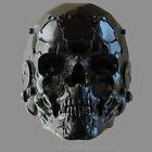 1/6 sculpt cyberpunk scull head post-apocalypse dieselpunk unpainting