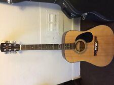 Guitarra acústica de 6 Cuerdas Alvarez RD8 mano derecha con extras