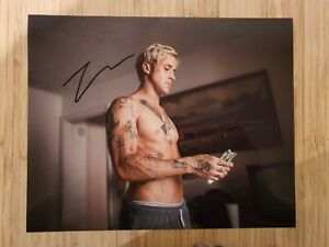 """Ryan Gosling   The Place Beyond the Pines Hand Signed 8x10"""" Photo autographed"""