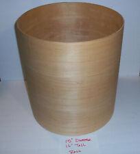 Gretsch Usa Custom Drum Floor 16x15 Tom Shell 6 Ply Raw Unfinished No Bevel Edge