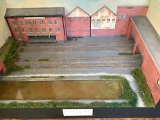 More details for oo gauge scratch built model rail shunting layout