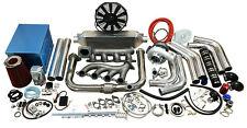 FOR Silverado Sierra Turbo Kit 4.8L 5.3L 5.7 6.0L 6.2L V8 LS1 LS2 LS3 LS6 VORTEC