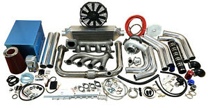 FOR Silverado Sierra Turbo Kit 4.8L 5.3L 5.7 6.0L 6.2L V8 LS1 LS2 LS3 LS6 VORTEC