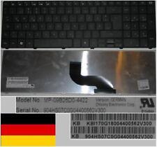 """CLAVIER QWERTZ ALLEMAND GATEWAY ID 15.6""""  TM81  90.4HS07.C0G KB.I170G.180  Noir"""