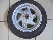 A5. Kymco Heroism 50 Felge vorne Vorderrad Felge 10 x 2,50 +  Reifen