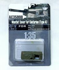 AFV Club 1/35 AC35008 Mantlet Cover for Centurion Type A MK.6/2, MK.11, MK.5/1