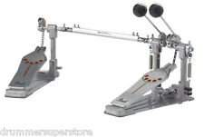 Pearl Demonator Double Bass Drum Pedal -Chain Drive-  w/Frictionless Roller P932