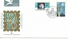 South Africa 1971 FDC 16 International Stamp Exhibition
