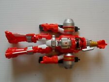 Transformer Turbo Drill Ranger Vintage Power Rangers Operation Overdrive 2006.