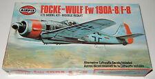 Airfix 02063-7 1/72 - FOCKE-WULF Fw 190A-8/F-8 - model kit, 1978