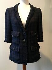 Authentic Chanel Tweed Jacket. sz 40