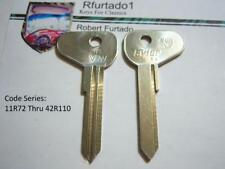 Key Blank for Vintage Volkswagen Bus & Thing 1971 to 1979  (VW71A)