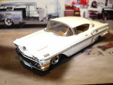 1958 CHEVROLET IMPALA LIMITED EDITION 1/64 M2 AMERICAN GRAFFITI LOOK A LIKE