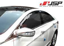 JSP Window Vent Deflector Rain Guard Visor For 2011-2014 Hyundai Sonata 218002