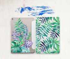 Leaves Art Cover For iPad 4 5 6 Gen Pro 9.7 10.5 11 12.9 Smart Case iPad Air 2 3