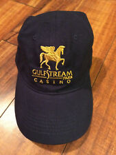 Gulfstream Park and Casino embroidered hat cap