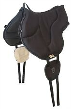 BAREFOOT RIDE ON PAD PHYSIO IN SCHWARZ SOFORT LIEFERBAR BAREBACK PAD REITKISSEN