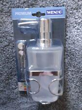 WENKO Seifenspender San Marino 290 ml Magic-Loc Befestigen ohne Bohren