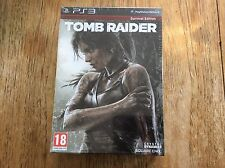 Sony ps3 TOMB RAIDER SURVIVAL EDITION GIOCO NUOVO di zecca e sigillato UK PAL