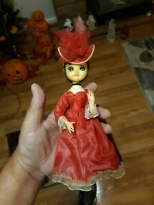 """Vintage Plastic Doll Made In Korea 8 1/2"""" Tall"""