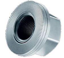 Heico, M8, 17.9 (Dia.)mm Zinc Steel Wedge-Lock Nut Lock Nut