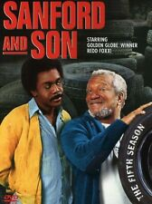 Sanford and Son: The Fifth Season [3 Discs] (2004, DVD NIEUW)3 DISC SET
